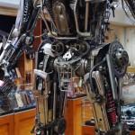 先行者っぽいロボット - 2013/05/04 17:50