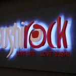 sushirockの看板 - 2013/05/04 18:20