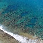 岩浜の透明度の高さ - 2013/05/05 13:01