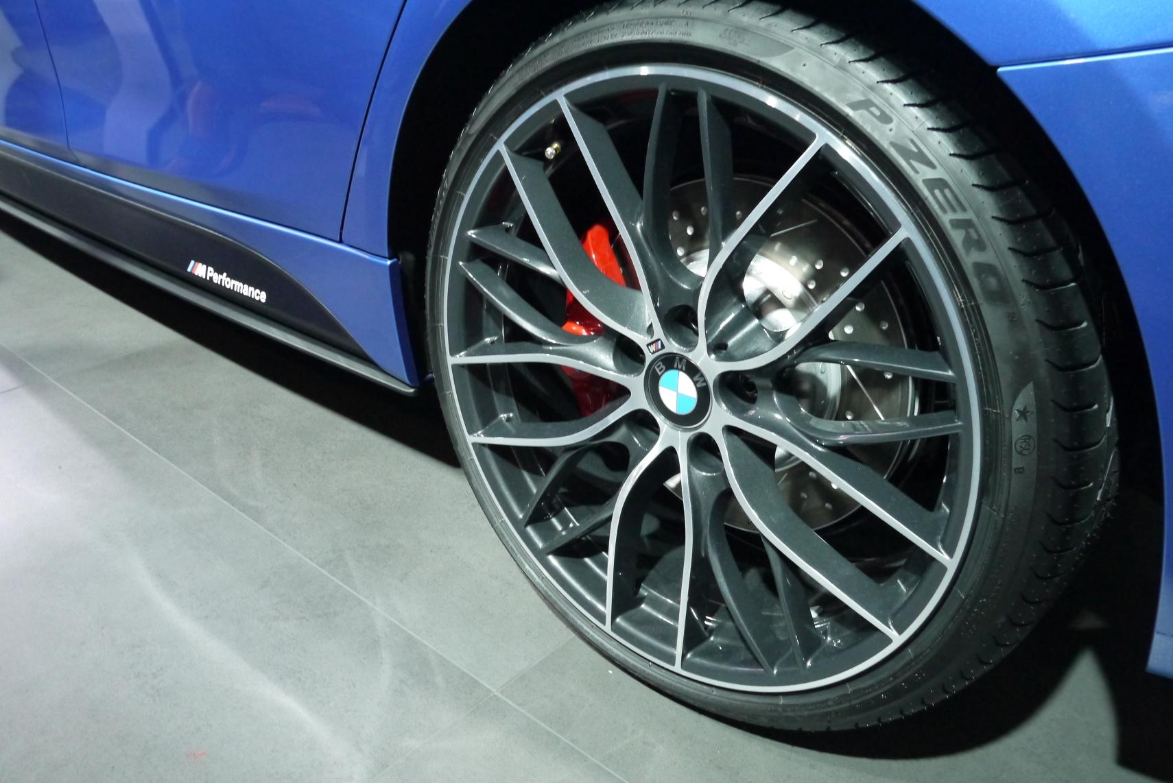 BMWのホイール